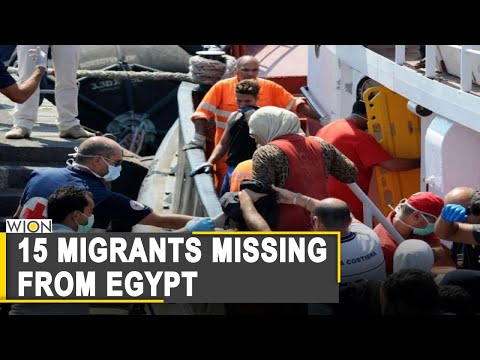 15 men go missing en route Europe from Egyptian town | World News | WION