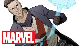 A Super Hero on Social Media? | Marvel Make Me a Hero
