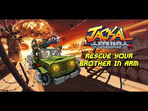 Jackal Squad – Tank Hero & Pixel World War