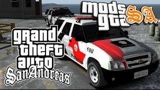 Como Colocar Mods No GTA San Andreas - ( Carros 2017 BR ) PC