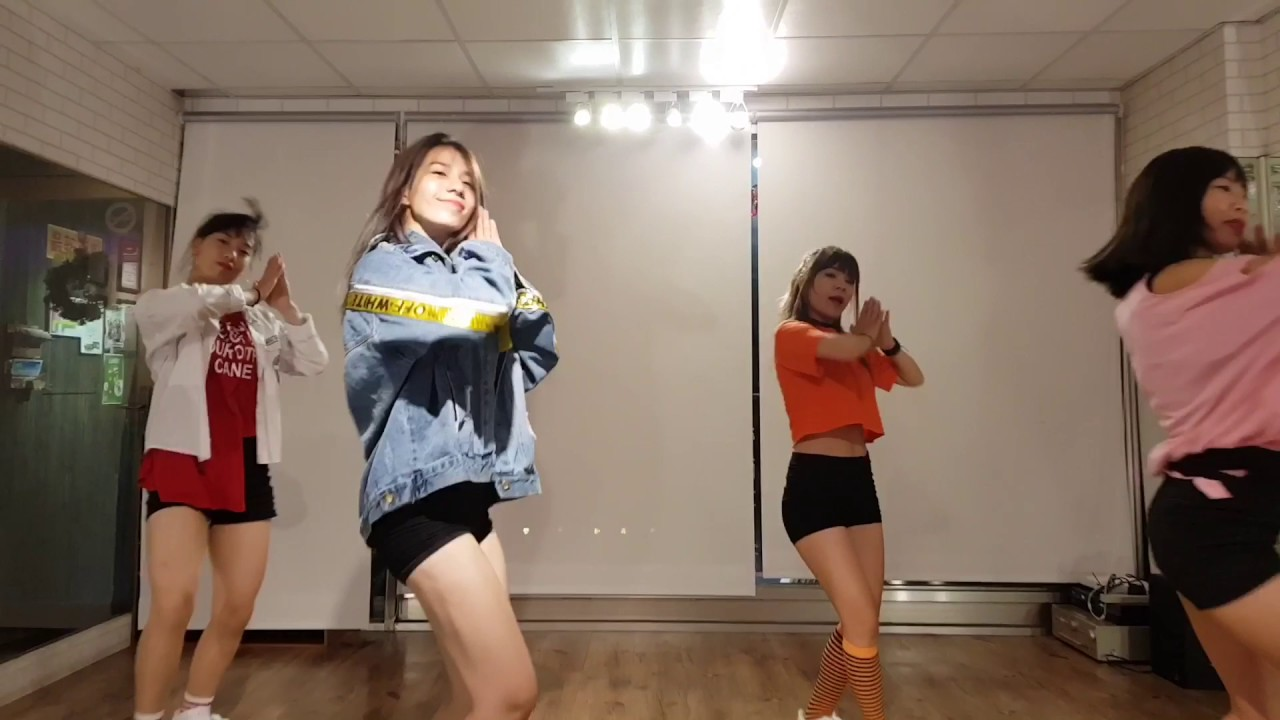 exid night rather than day dance cover