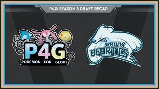 Bronx Beartics P4G Season 3 Draft Recap Pokemon Ultra Sun and Moon