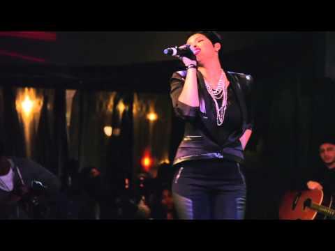 RaVaughn - BET Music Matters Showcase at SOB's