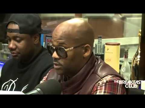 Damon Dash Being Your Own Boss Breakfast Club