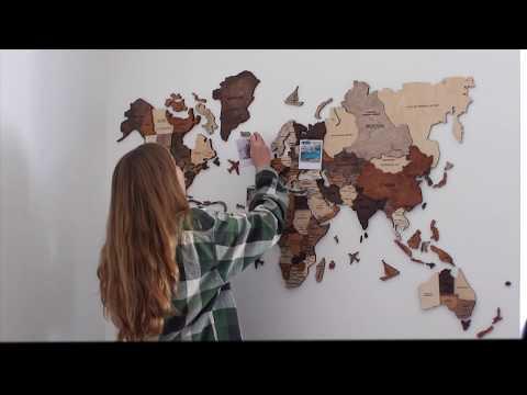 3D WOODEN WORLD