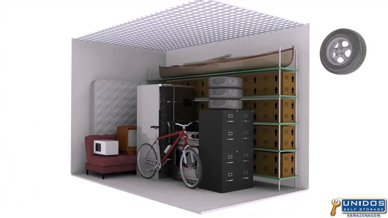 Box plus guarda m veis unidos self storage youtube for Lagerraum fur mobel mieten