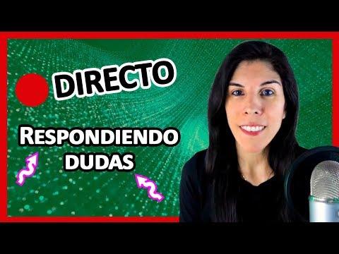 Cómo Hacer Vídeos Para Matemáticas Respondiendo Dudas En Directo Youtube