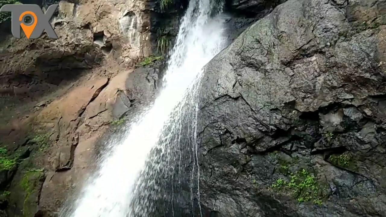 Crowd At Bhivpuri Waterfall