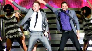 Olly Murs, Twist & Shout, X Factor Tour 2010