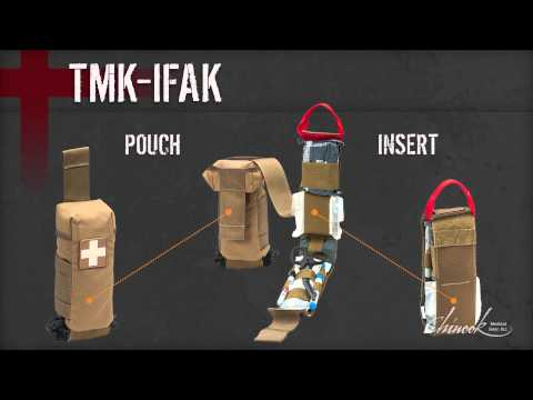 Military & Law Individual First Aid Kit (IFAK) Instructional Video by Chinook Medical Gear