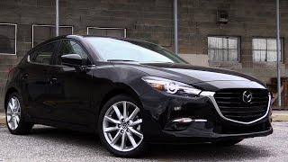 видео Mazda 3 новая, седан, хэтчбэк