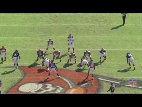 Jameis Winston QB Tampa Bay Bucs film review vs Bears