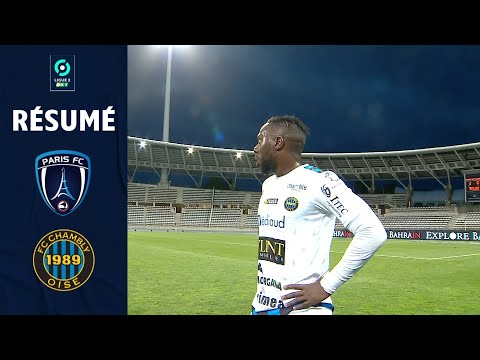 Paris FC Chambly Goals And Highlights