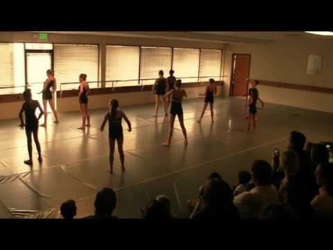 """LET IT GO"" - JAMES BAY.  SUMMER INTENSIVE AT ZAMUEL BALLET - GROUP CONTEMPORARY DANCE"