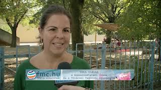 Szeptember 22-én a Tóvárosi Ovi kerítését festik az önkéntesek