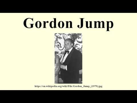Gordon Jump