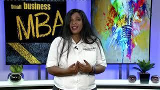 Small Biz MBA - 12 Nov 2018: Part 2