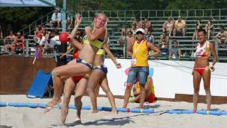 7th European Beach Handball Championships - Ukraine Women