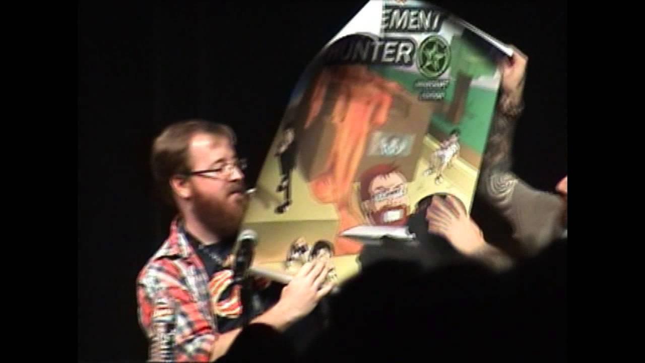 Jack and Geoff Unveil the Achievement Hunter Minecraft ... Achievement Hunter Comic Poster