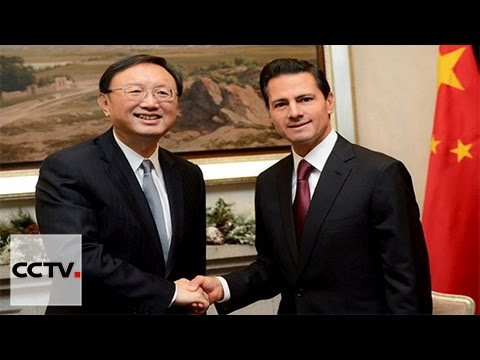 China, Mexico to deepen ties in trade, investment