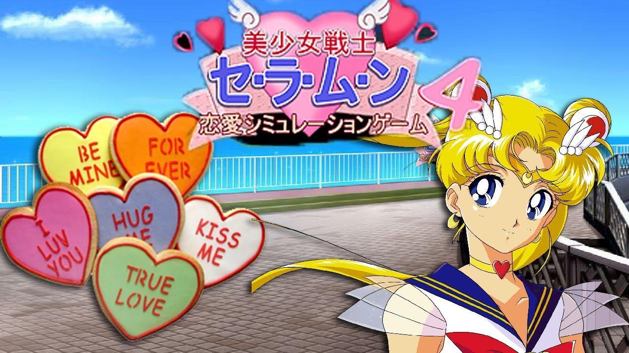 Sailor moon dating sim moon maid