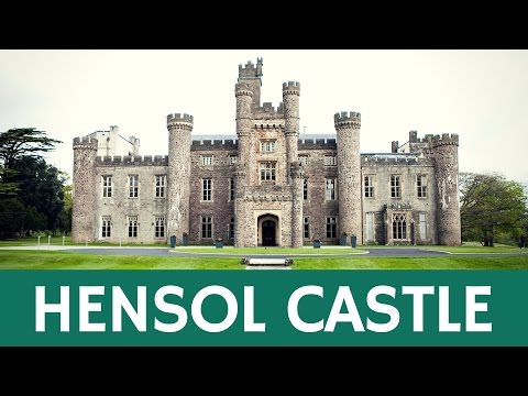 Hensol Castle – Best Gothic Architecture Style Castles in Wales