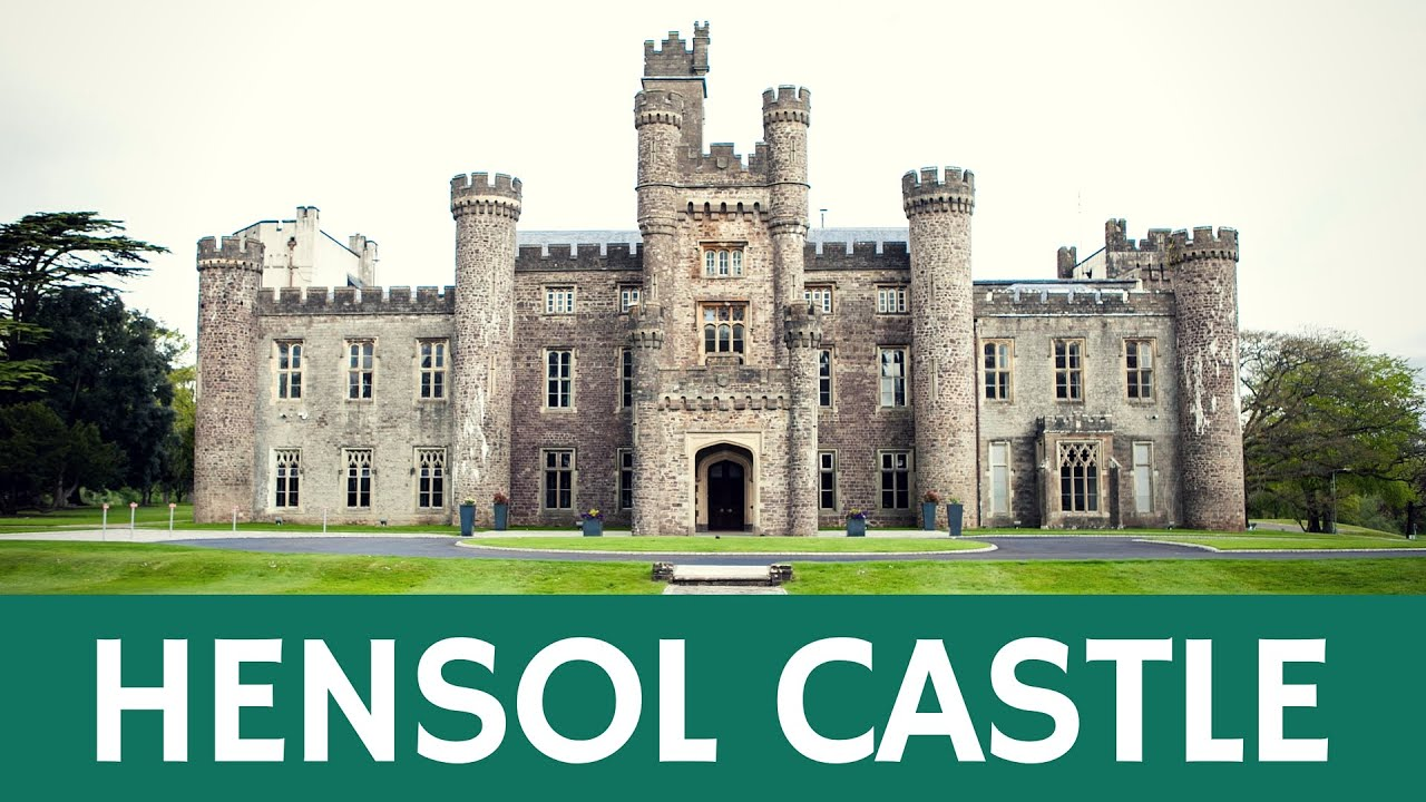 Hensol Castle Best Gothic Architecture Style Castles In Wales