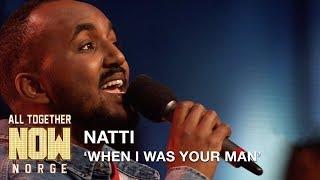 All Together Now Norge | Natti rører med When I Was Your Man av Bruno Mars | TVNorge