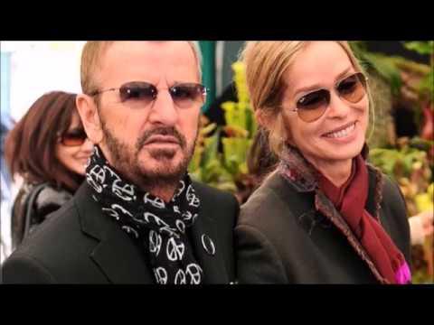 Ringo Starr & Barbara Bach// HISTORIAS BEATLE