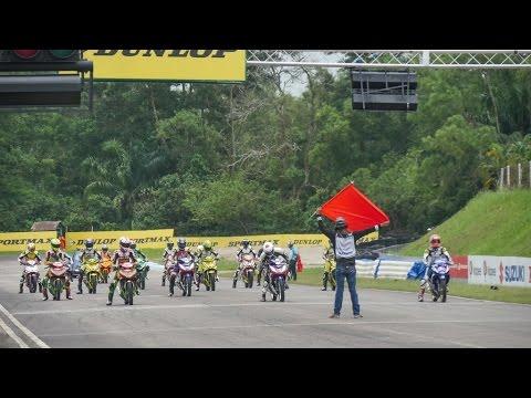 [XEHAY.VN] 2 tay đua Việt cùng Honda VN trên trường đua ARRC tại Malaysia