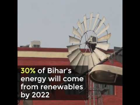 Bihar leads the renewable energy movement!