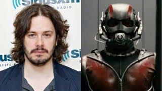 Edgar wright talks 'ant-man' & ultron