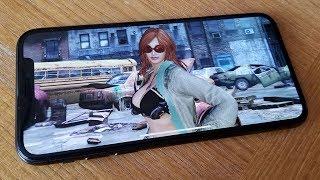 Tekken Iphone X Gameplay / Walkthrough - Fliptroniks.com - YouTube