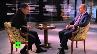 Владимир Путин: Россия — миролюбивая страна, однако применит силу в случае угрозы ее безопасности