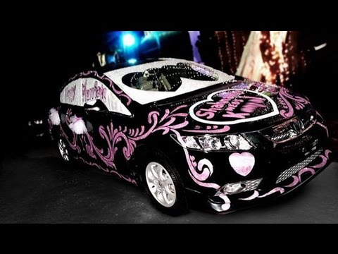 30 Wedding Car Decoration Ideas 2017, Back and Front side ...