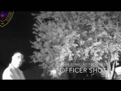 Officer Down!  As Seen from Bodycam
