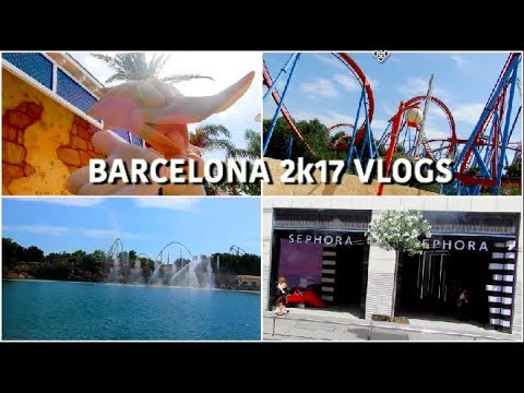 CRAZY TRIP TO BARCELONA - VLOGS