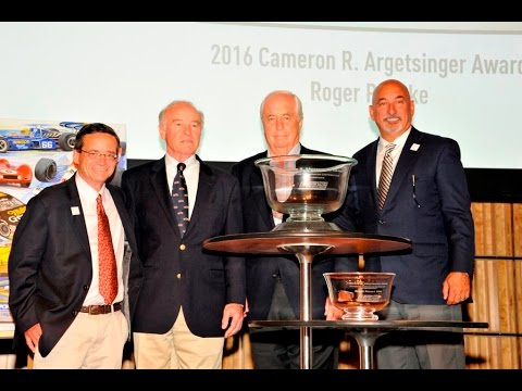 Part 2 of 3 - IMRRC Argetsinger Award Dinner 2016 honoring Roger Penske
