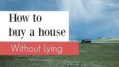 How to Buy a House Without Lying to Your Lender | Mortgage Tips