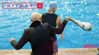 MIAMI Crazy Gameplay kills Montage  #2 Hitman