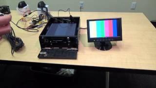 DVRM38-2 4-Channel H.264 Full D1 Mobile DVR Overview