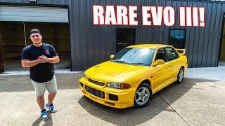 homepage tile video photo for I Imported a RARE EVO III FROM JAPAN!!!
