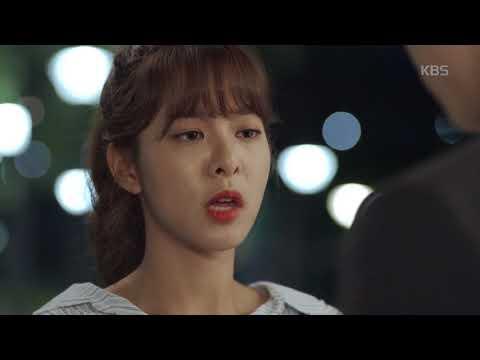 """내일도 맑음 -""""사랑해요"""" 설인아, 진주형에 대반전 고백.20180904"""