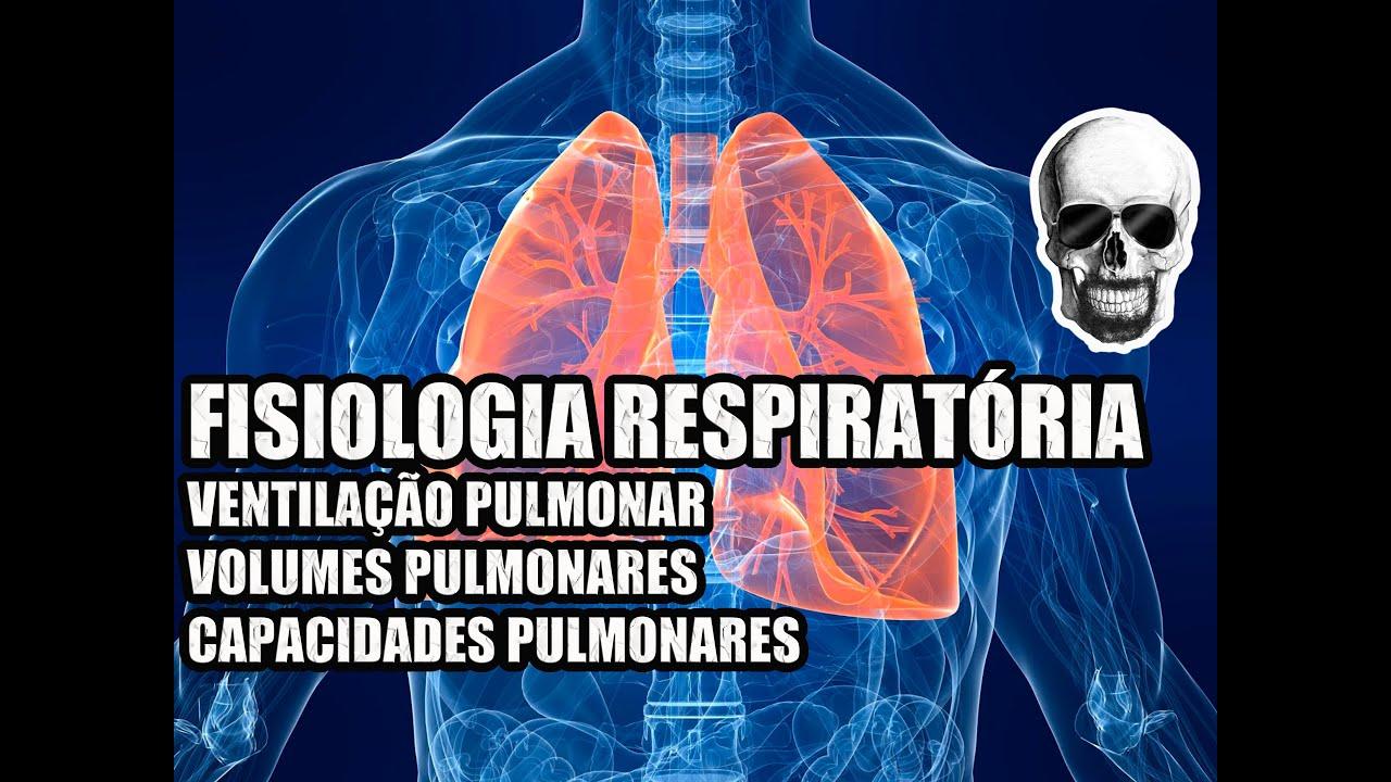 Fisiologia Respiratória: Volumes e Capacidades Pulmonares - Anatomia ...