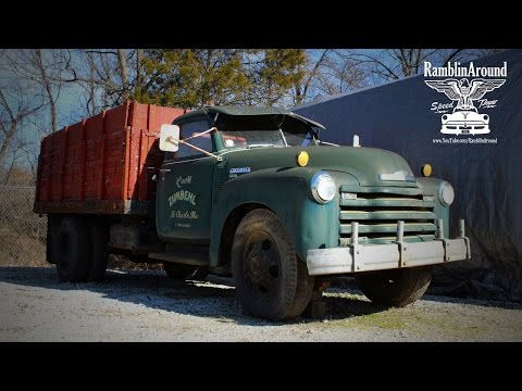 Chevrolet 6400 Farm Truck at Manns Restoration