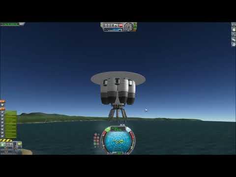 Kerbal Space Program - UFO test flight