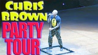 Chris Brown #PARTYTOUR @barclayscenter @chrisbrown