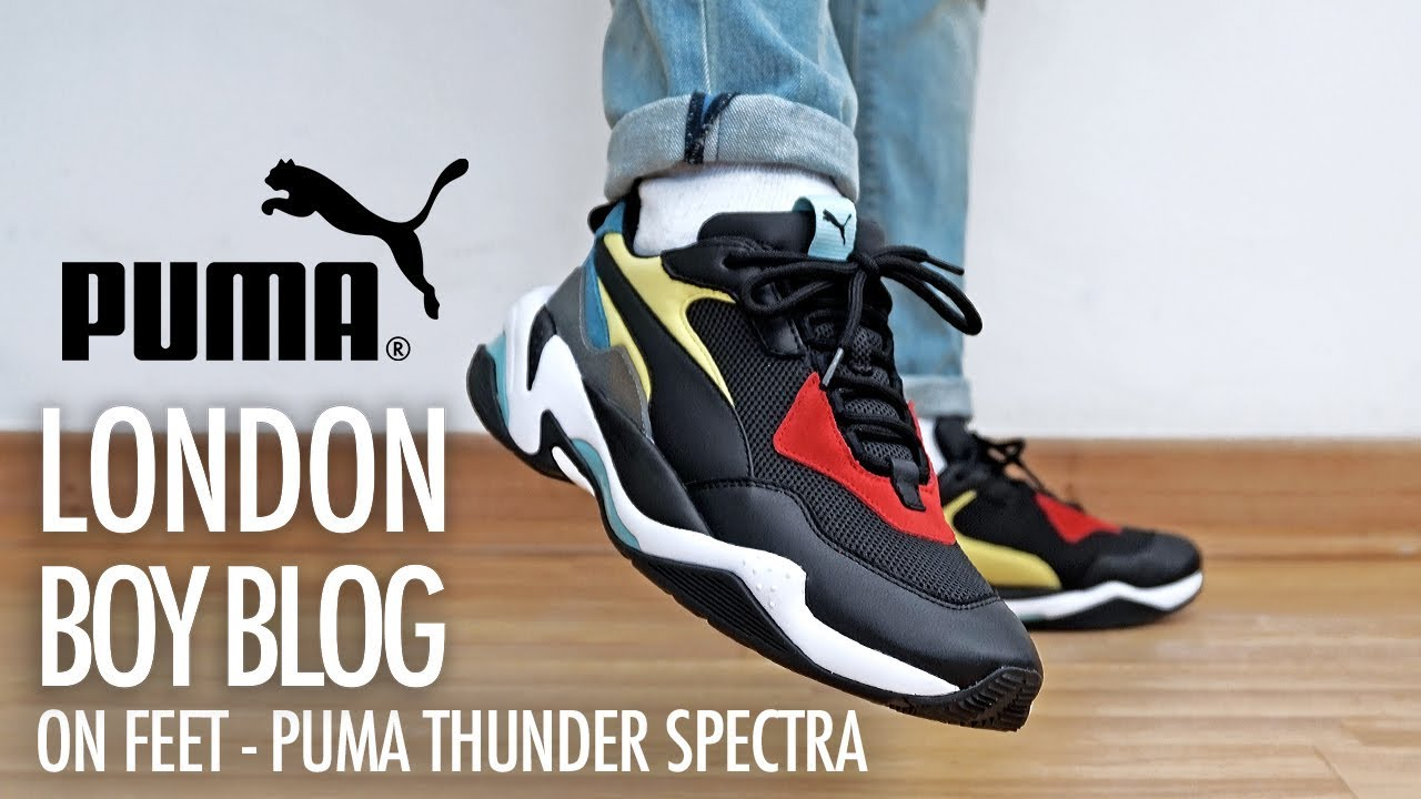 PUMA's Thunder Spectra - Sneaker Preview - YouTube