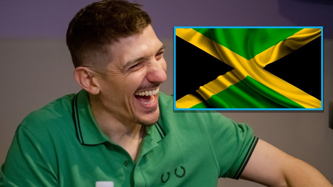 The Most Authentic Jamaican Accent