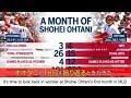 大谷翔平 MLB公式サイトが大谷を特集した内容がヤバイ:「本物の○だ」「驚きの1か月」